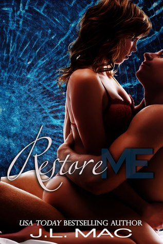 5 Amazing star review of Restore Me by J.L. Mac