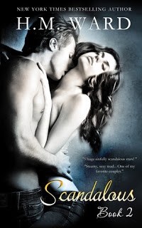 4.5 Panty Melting Stars for Scandalous 2 by H.M. Ward