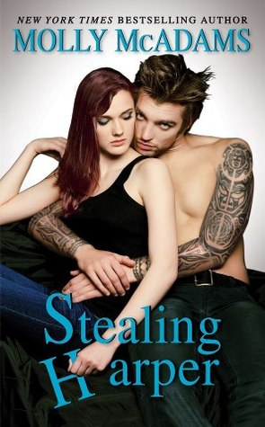 4 out of 5 stars – Stealing Harper by Molly McAdams Stole My Heart!