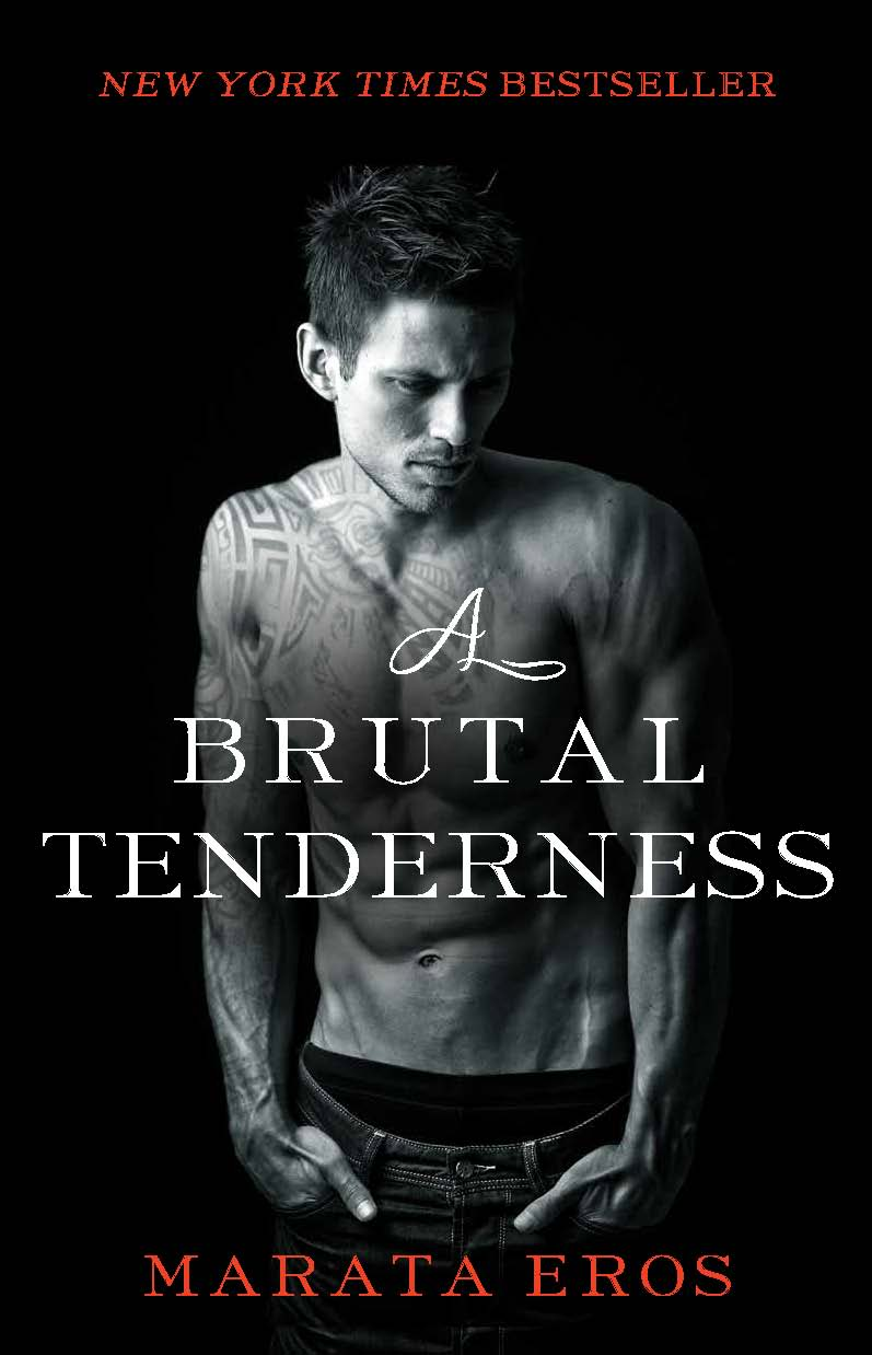 Cover Reveal: A Brutal Tenderness by Marata Eros