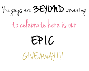 "SCHMEXY GIRLS 1,000 ""Likes"" GIVEAWAY"