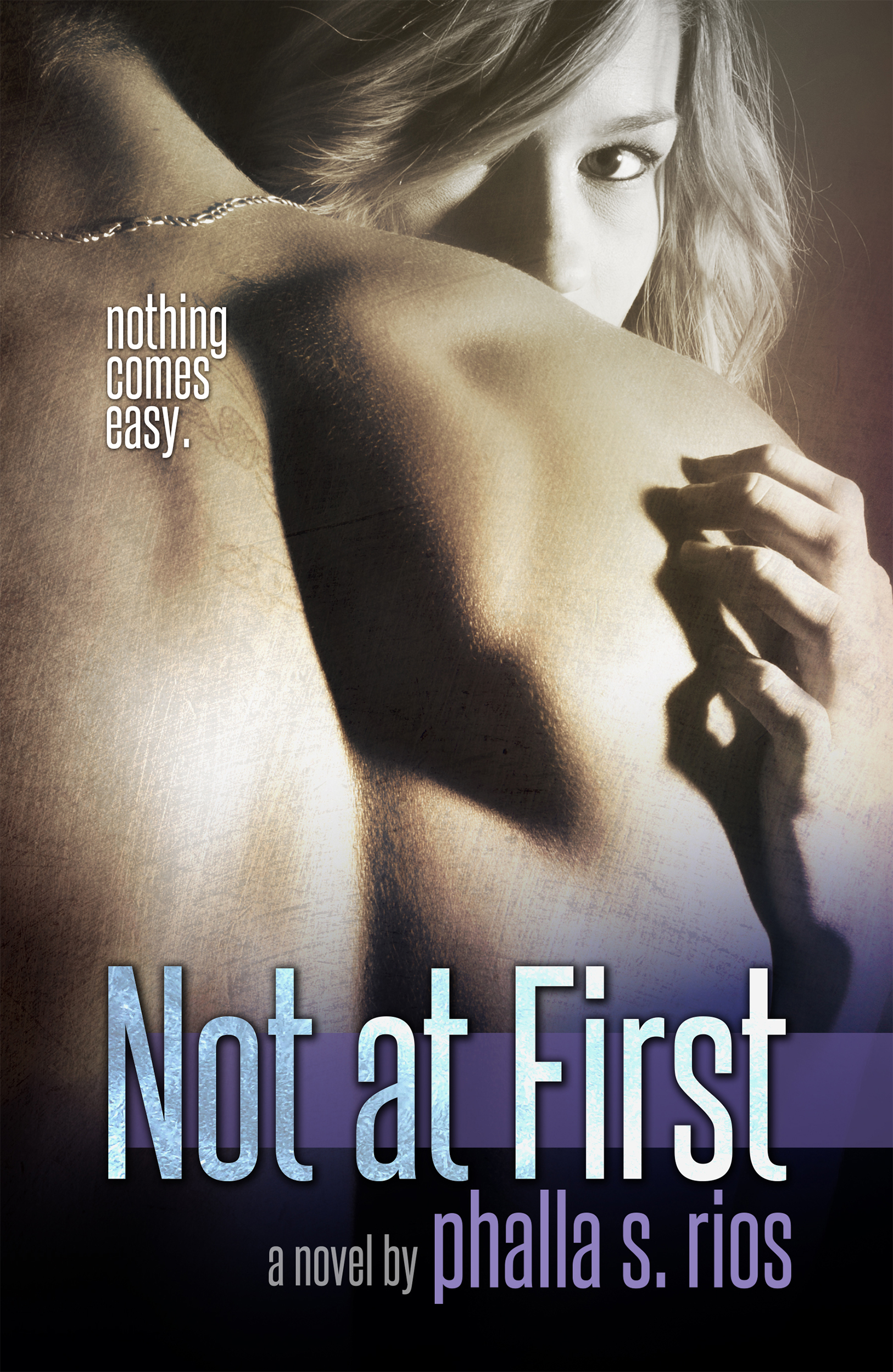 Release Event & Giveaway – Not At First by Phalla S. Rios