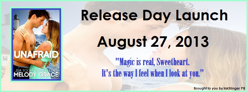 Release Event – Unafraid by Melody Grace