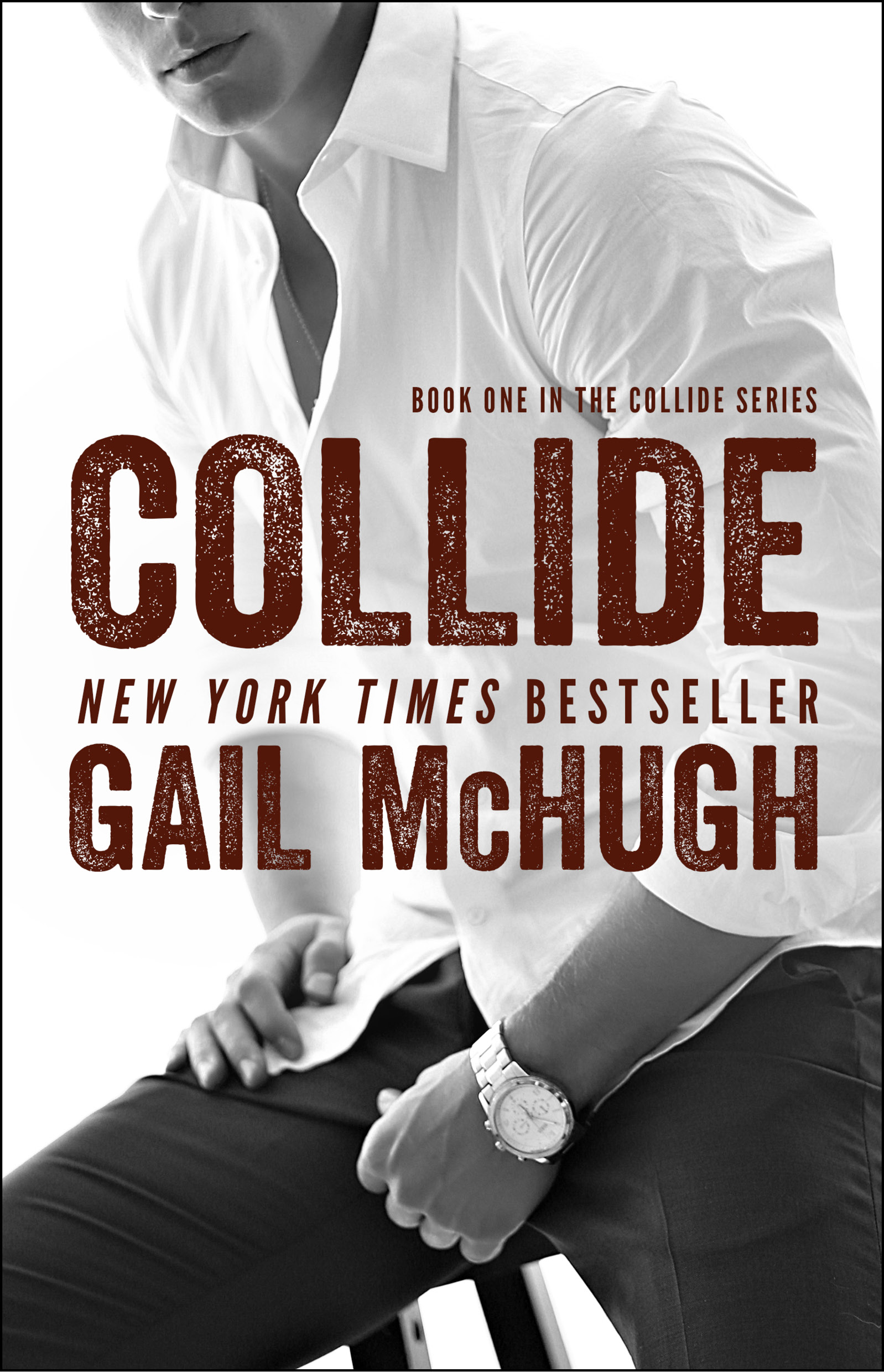 Cover Reveals – Collide & Pulse by Gail McHugh