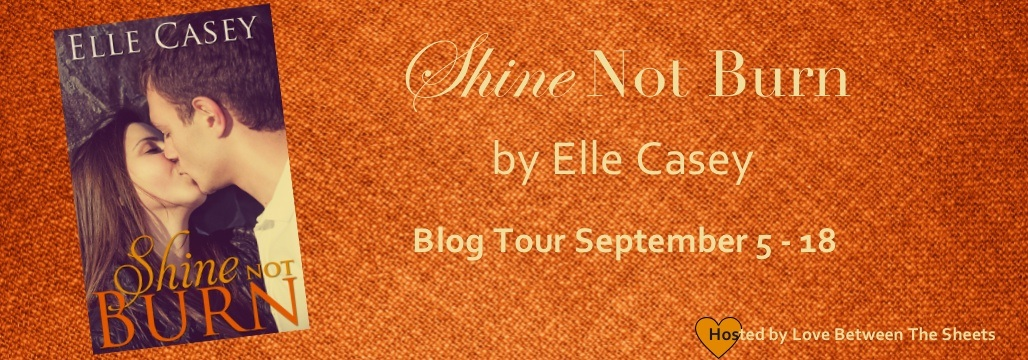 Blog Tour – Review, Giveaway & Character Interview of Shine Not Burn by Elle Casey