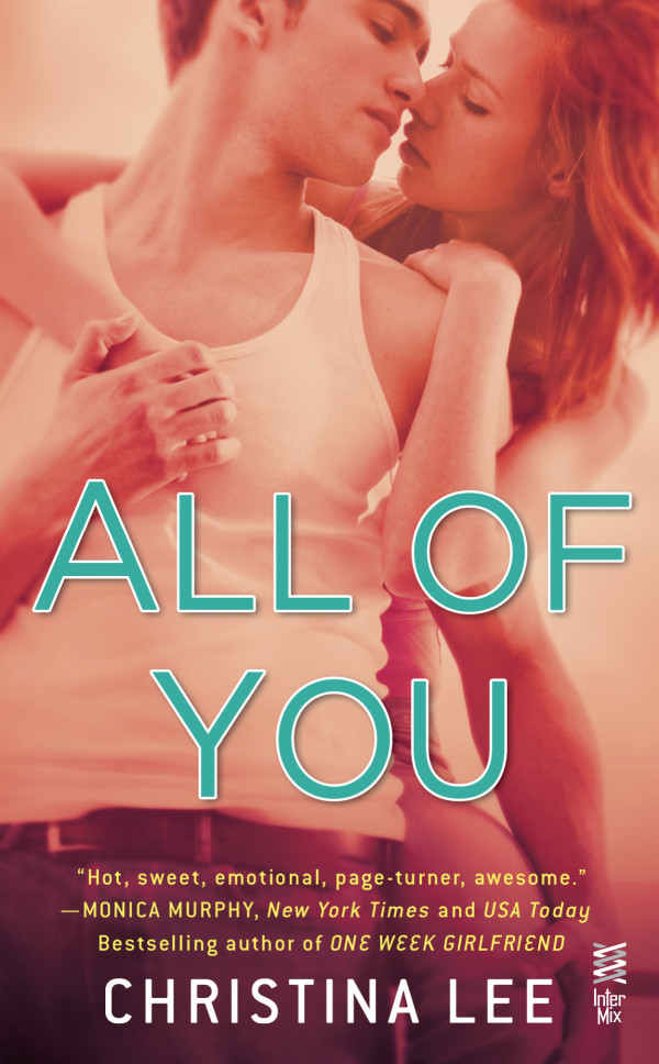Review -All of You by Christina Lee