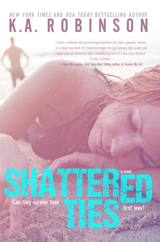 Blog Tour: Review & Excerpt for Shattered Ties by K.A. Robinson