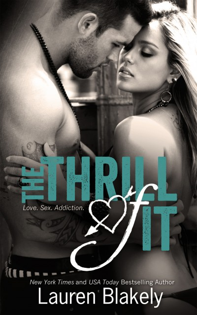 Thrill of it cover