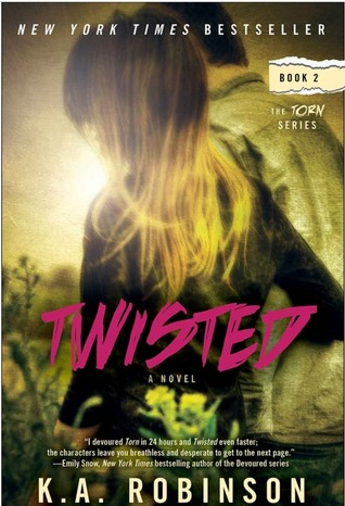 Rapid Fire Interview & Giveaway with K.A. Robinson for Twisted Paperback Release