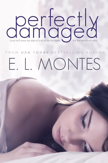 Cover Reveal – Perfectly Damaged by E.L. Montes