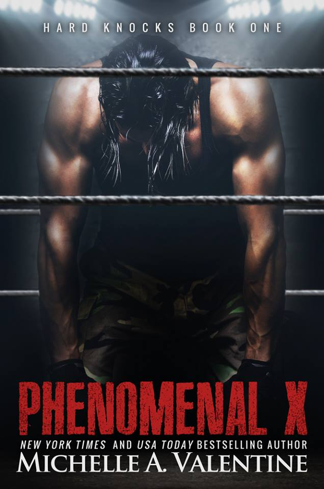 Cover Reveal and Excerpt- Phenomenal X by Michelle Valentine