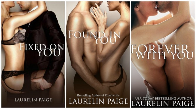 Laurelin Paige Fixed Covers