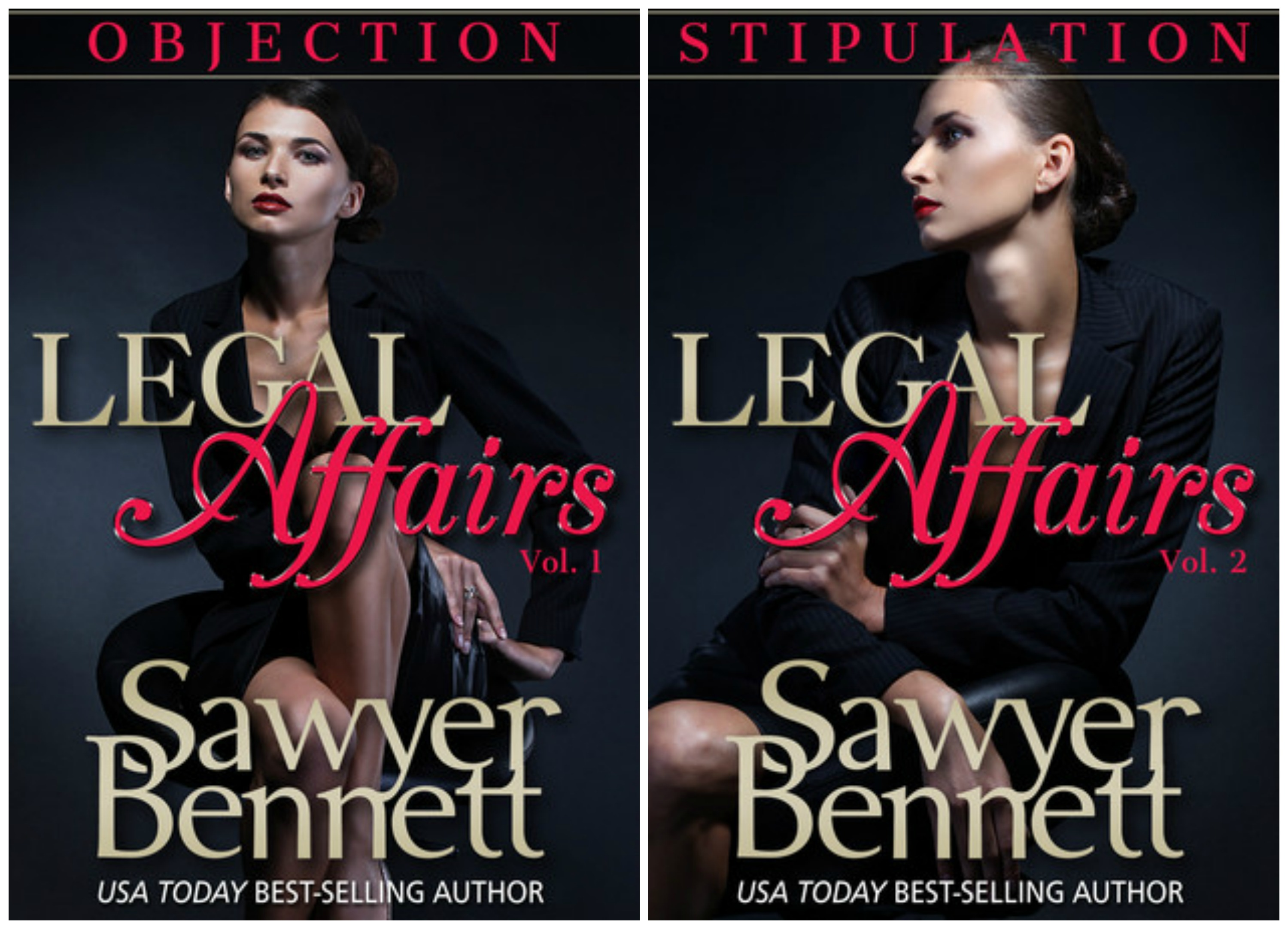 Legal Affairs 1&2 Covers