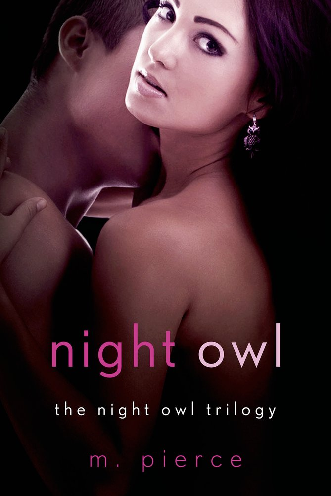 New Cover Reveal and Giveaway – Night Owl – M. Pierce