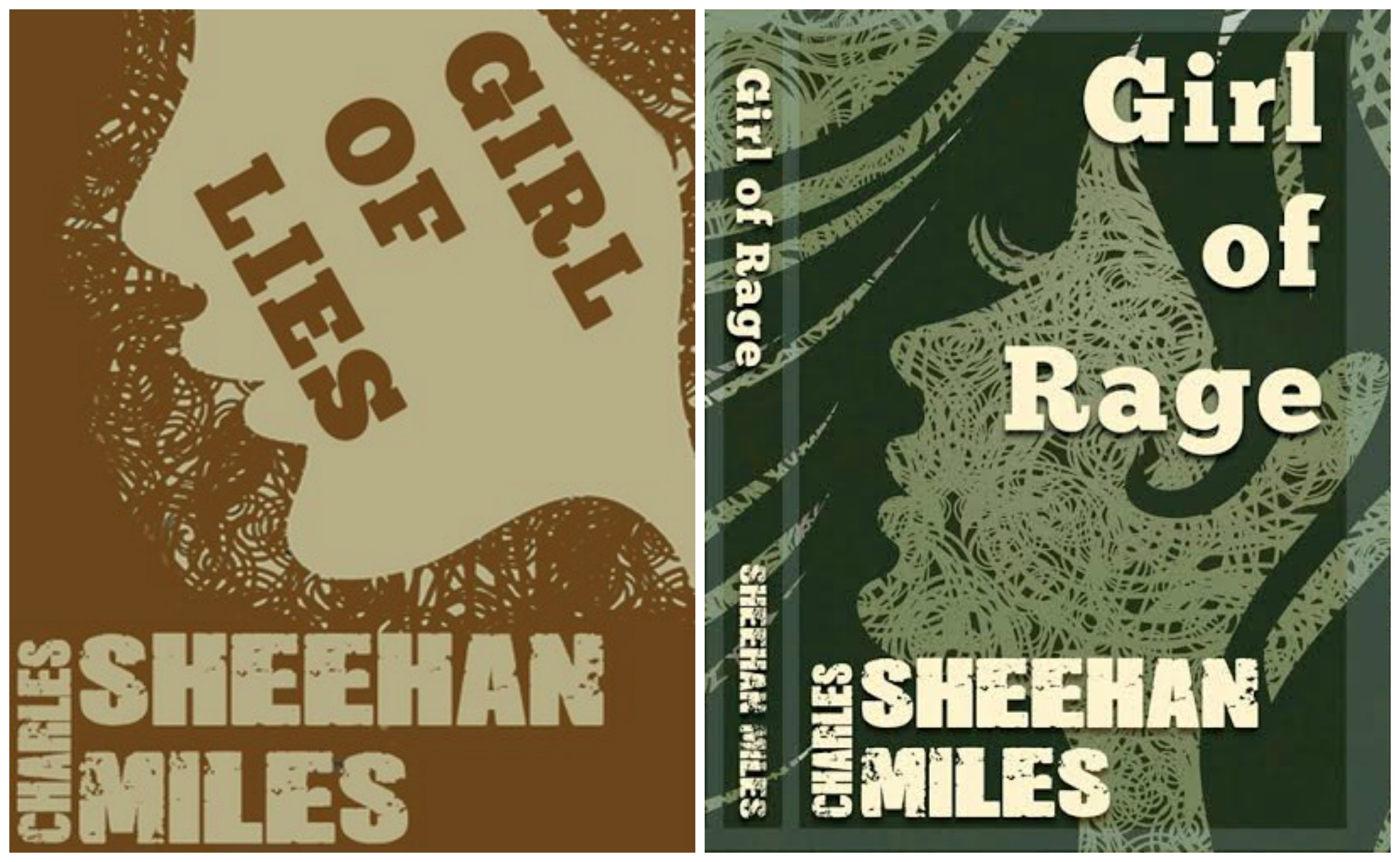 Charles Sheehan Miles Covers
