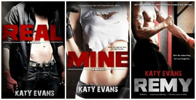 Katy Evans Covers