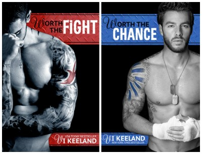 MMA Fighter Covers Vi Keeland