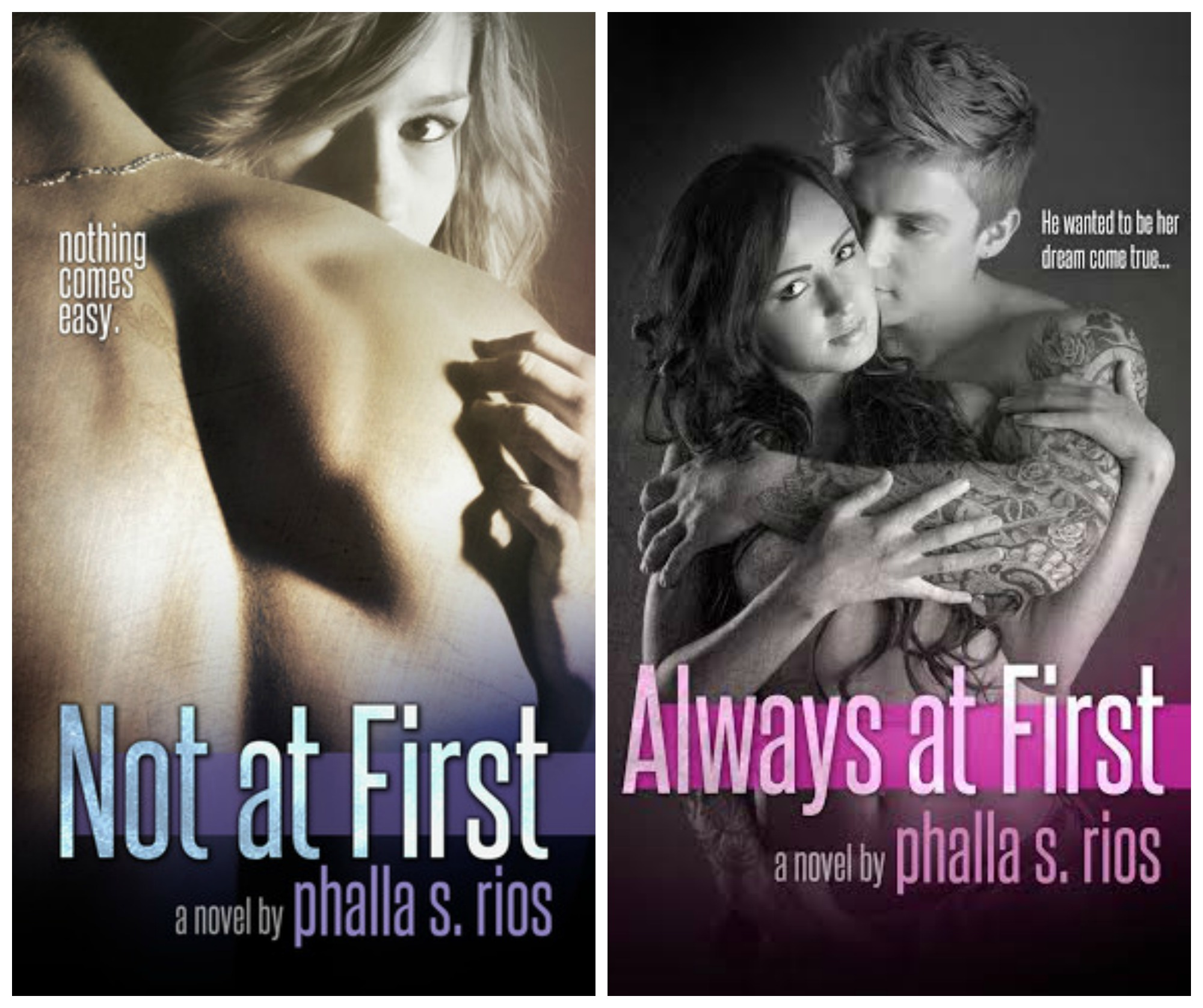 Phalla First Covers