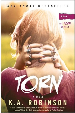 Reviews – Torn and Twisted by K.A. Robinson