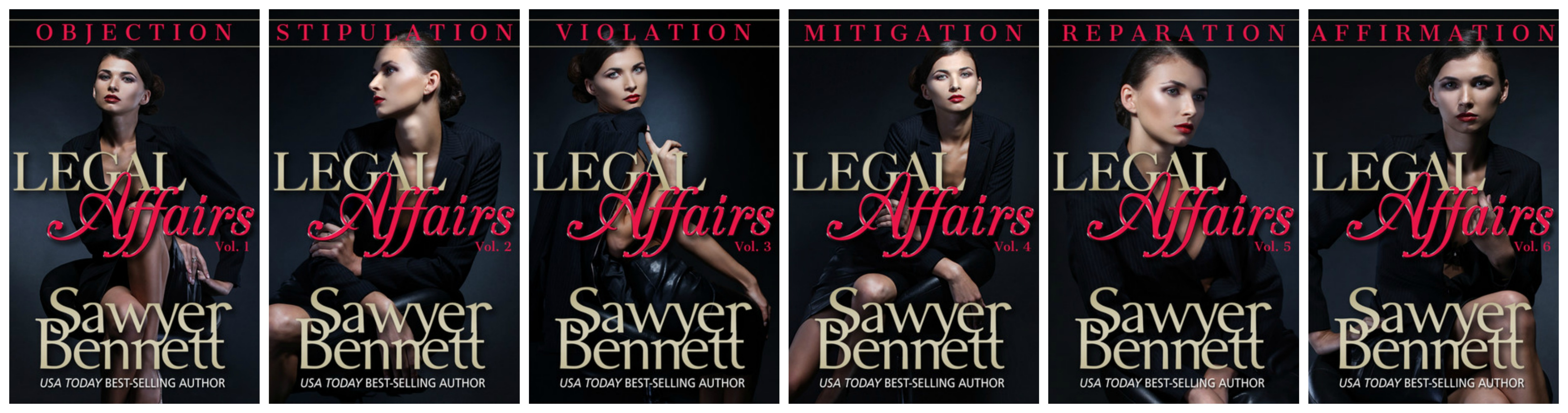 Final Legal Affairs Covers