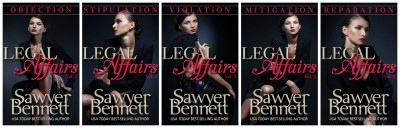 Legal Affairs Covers