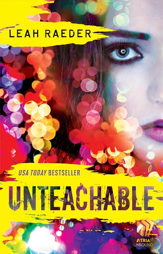 Cover Rereveal – Unteachable – Leah Raeder