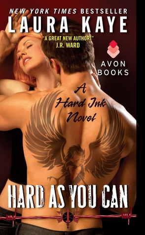 Blog Tour – Review & Giveaway- Hard As You Can – Laura Kaye