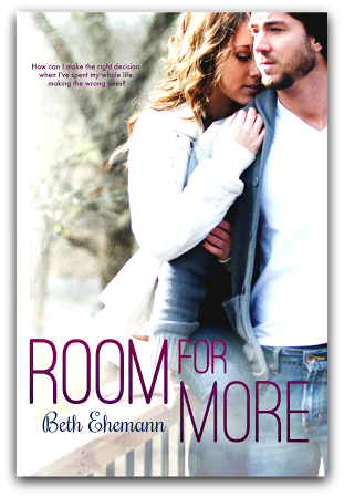 Promo & Giveaway – Room for More by Beth Ehemann