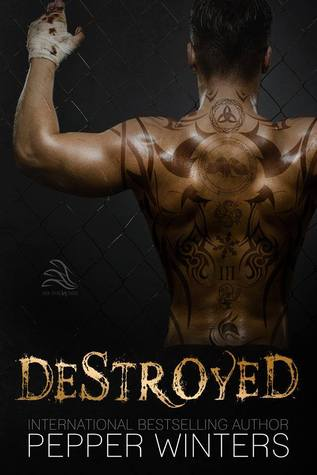 Review & Giveaway – Destroyed by Pepper Winters