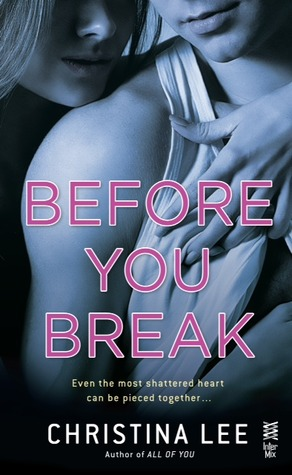 Before you Break cover