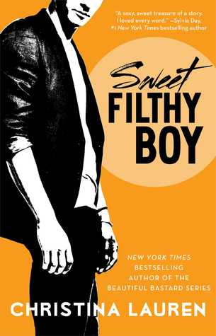 Sweet Filthy Boy cover