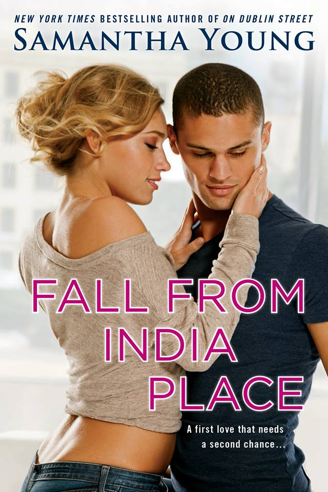 Blog Tour – FALL FROM INDIA PLACE by Samantha Young