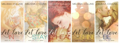 Love Series Covers 1-4