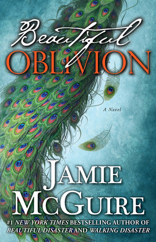 Blog Tour – Review & Giveaway – BEAUTIFUL OBLIVION by Jamie McGuire