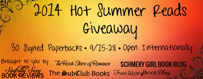 Hot Summer Reads banner