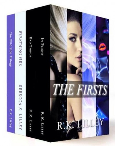 The Firsts Boxset