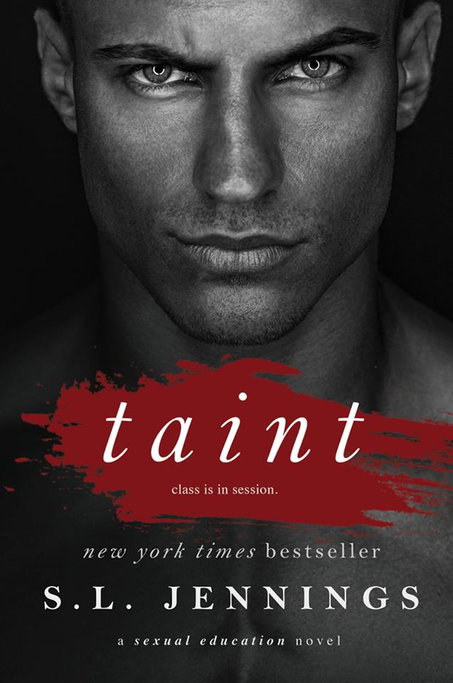 New Cover Reveal & Review – TAINT – S.L. Jennings