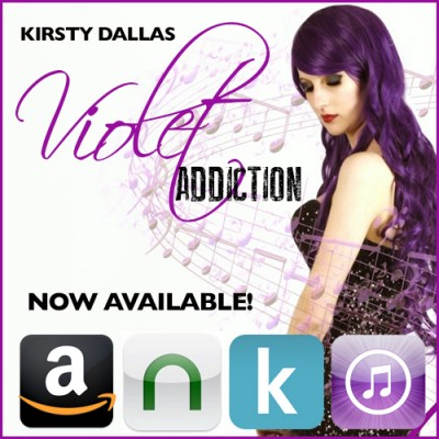 Violet Addiction Now Available