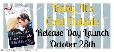 baby its cold outside banner
