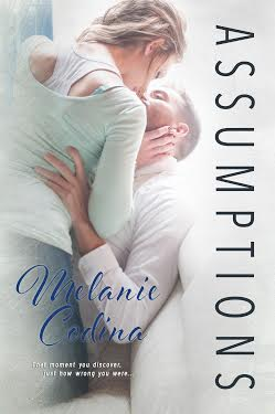 Release Launch, Giveaway & Excerpt – ASSUMPTIONS by Melanie Codina