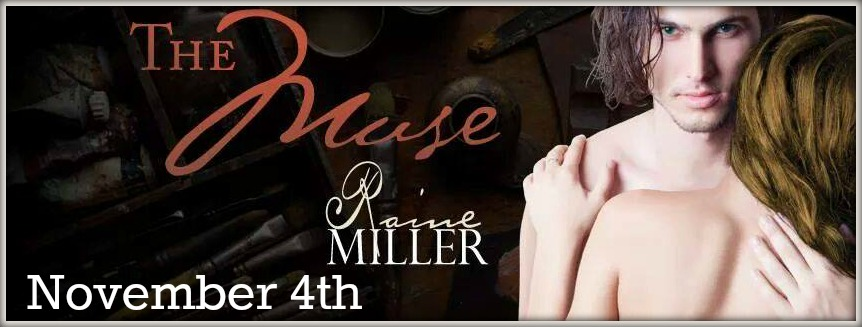 Release Day Blitz – THE MUSE – Raine Miller