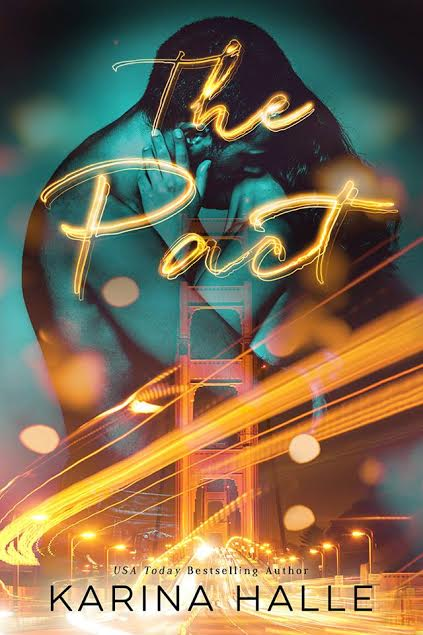 Release Day Launch & Excerpt – THE PACT – Karina Halle