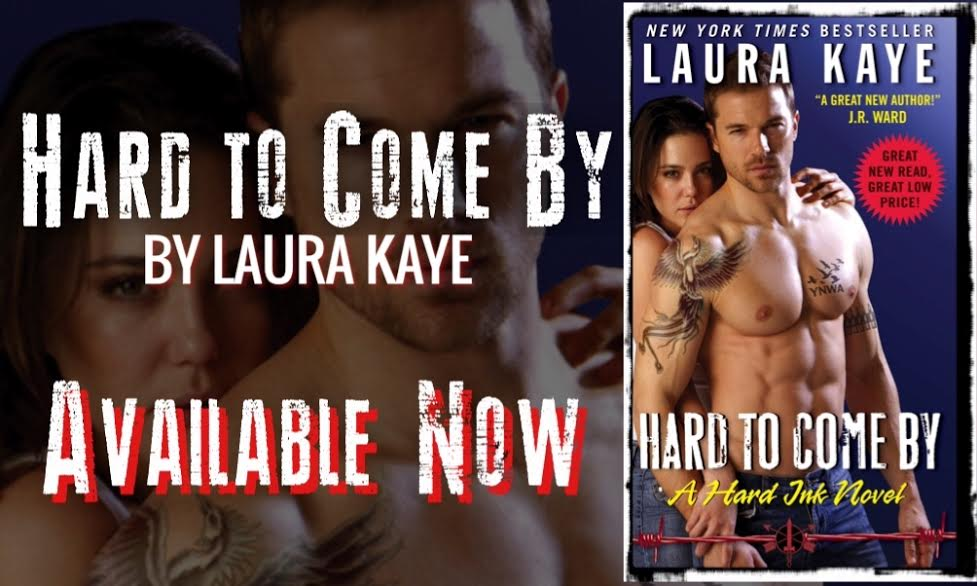 Exclusive Excerpt & Giveaway – Hard To Come By by Laura Kaye