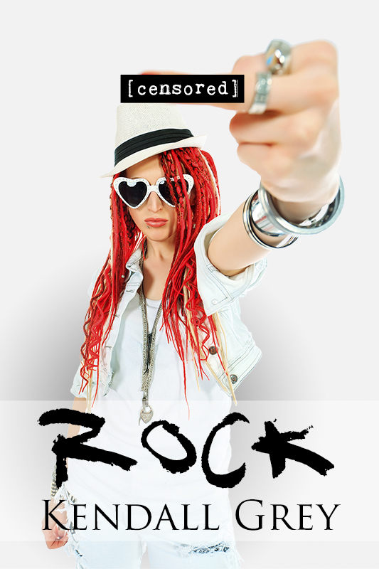 Cover Reveal – ROCK by Kendall Grey