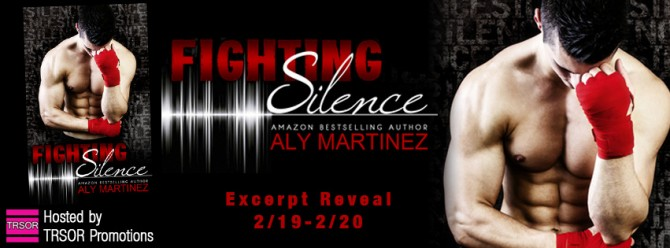 Excerpt Reveal Fighting Silence
