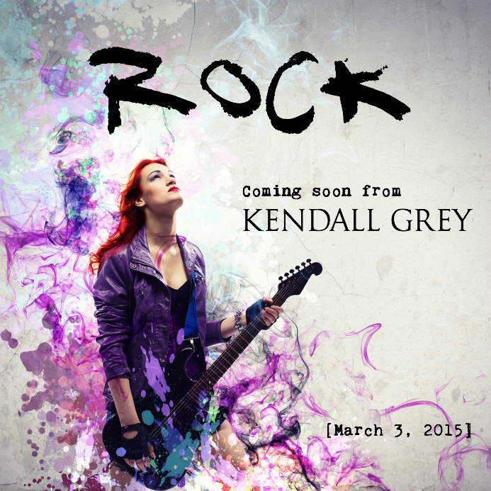 TITLE Reveal & Giveaway- Hard Rock Harlots series by Kendall Grey