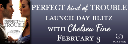 Perfect Kind of Trouble Launch