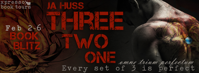 Three Two One Banner