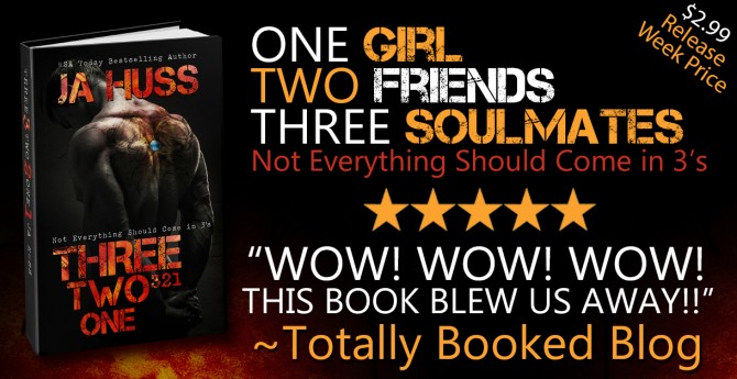 Three Two One Release Blitz