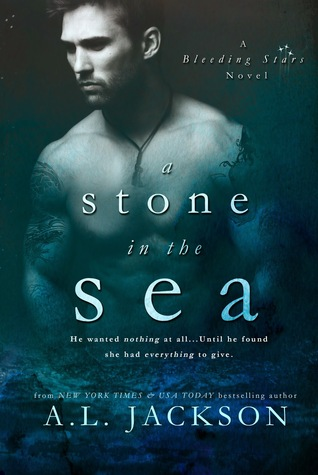Review – A STONE IN THE SEA – A.L. Jackson